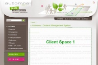 Template : client space